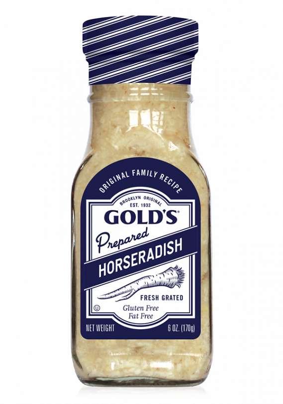 Gold S Prepared Horseradish Prepared Horse Radish Gold S Pure Foods